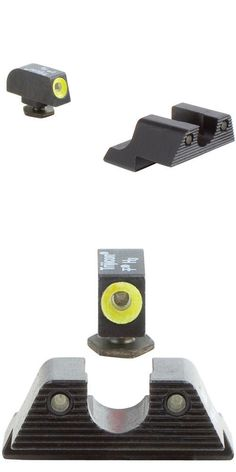 Pistol 73944: New 2016 Trijicon Night Sight Yellow Hd Glock 42 And 43 Gl113-C-600784 -> BUY IT NOW ONLY: $124.99 on eBay!
