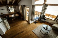Living in natural luxury Infrared Sauna, Double Beds, Ground Floor, Sofa Bed, Dining Area, Bunk Beds, Flooring, Living Room, Luxury
