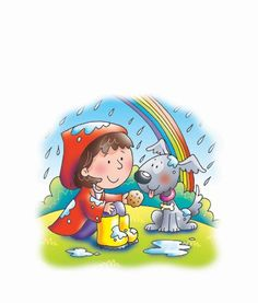Helen Prole Illustration - helen prole, educational, commercial, digital, mass market, value, activity, colouring, people, girls, girly, dogs, puppies, puppy, animals, children