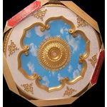 """BRR-20-S022 Michelangelo Ceiling Medallion. (Okay, so $799.99 is just a bit steep for me (ha ha ha ha - a """"bit""""??!), but I love the clouds in the center of this ceiling medallion."""