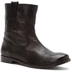 Frye Anna Shortie Mid-Calf Boots