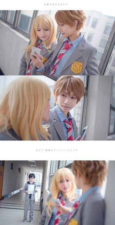 [FULL 6 PARTS] Your Lie In April - Imgur