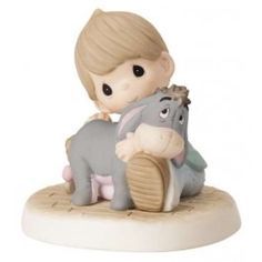 A Hug Is No Bother - Friendship - Figurines - Precious Moments