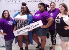 Can we say #yaaas we were Beat Chic and on Fleek. Giving them face body and curves for centuries. I am so glad that I came out to the #PlusIsEqual event because I met some really great people and found a new appreciation for my body. The women that represent the movement are genuinely sweet and humble and very personable and gorgeous in person. And the people that I met we AWESOME and so much fun. This event has truly changed my life and I have to thank @lanebryant for making this all…
