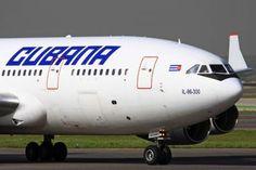 Cubana de Aviación suspende sus vuelos por la llegada de Irma