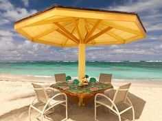 Romantic Beach Hideaway in West Indies - Nisbet Plantation