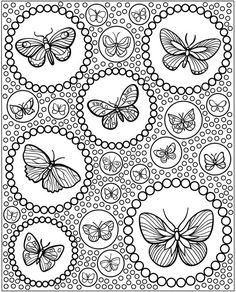 Hard+Coloring+Pages | difficult coloring pages
