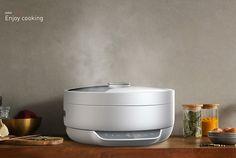 An Ever Expanding Appliance | Yanko Design