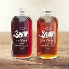 Image of 100% Pure Vermont Maple Syrup - Pint