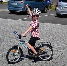 Cykling gør mig glad i låget