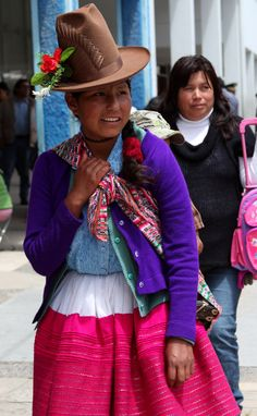 inca-women-in-huaraz-peru This world is really awesome. The woman who make our…