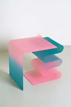 This South Korean Designer Finds Process and Potential In Colored Acrylic - Sight Unseen Acrylic Furniture, Cool Furniture, Furniture Design, Architecture Restaurant, Deco Design, My New Room, Decoration, Interior And Exterior, Creations