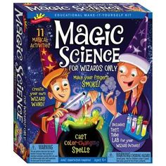 Magic Science Wizards - Overstock™ Shopping - Big Discounts on Other Educational Toys