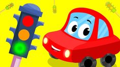 Have you noticed the way cars and those street vehicles we children love so much stop from time to time? Have you ever wondered why they do that? Our dear cartoon friend little red car has the answer with this children's song all about signals! Watch and Learn. #littleredcar #signalseverywhere #carsongs #kidssongs #babysongs #childrenssong #entertainment #educational #fun #playtime #kids #parenting