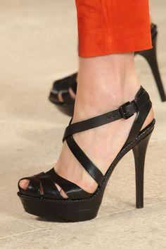 Black beauty stilettos