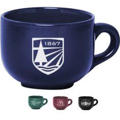 Soup Mug with your corporate logo available from QualiT!
