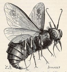 Belzebuth, Baal-Zebulon, Beelzebub, from the 1863 edition of Collin de Plancy's Dictionnaire infernal Belzebub demon