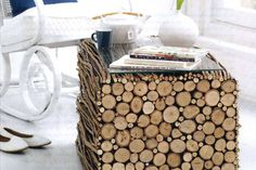 40 DIY Wood Projects We Love | Brit + Co.
