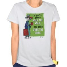 Maxine Gripe The Gripe Tee Shirt