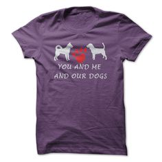 You and Me and Our Dogs T-Shirts, Hoodies. VIEW DETAIL ==► https://www.sunfrog.com/Pets/You-and-Me-and-Our-Dogs.html?id=41382