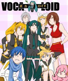 Vocaloid soul eater parody