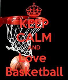 O love basketball