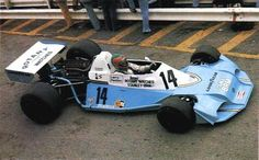 BRM P201B 1977  Larry Perkins   Kyalami