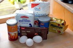 Oldemor Harriets saftige chokoladekremkake – josefinesmatgleder Food And Drink, Cookies, Baking, Drinks, Breakfast, Tips, Crack Crackers, Biscuits, Patisserie