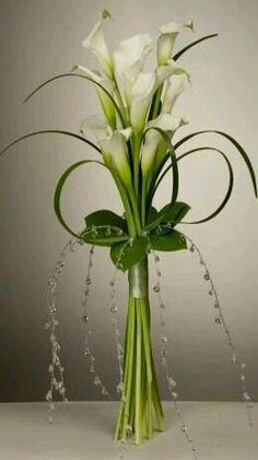 Simple flower bouquet