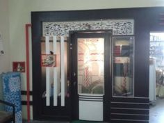 new latest ultimate partition design gallery.partition design between kitchen and lobby Entrance Design, Hall Design, Door Design, House Design, Living Room Partition Design, Room Partition Designs, Bedroom Furniture Design, Bed Furniture, Parallel Kitchen Design