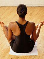 """Yoga for better posture, """"Better Posture 101"""""""