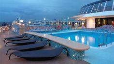 Swimming Pool MSC Fantasia