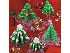 Alberi di Natale tridimensionali