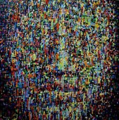 "Saatchi Art Artist Dejan Bozinovski; Painting, ""Anonymous SOLD (United Kingdom)"" #art"