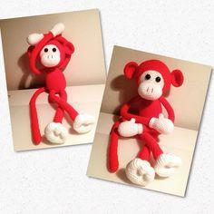 En abe mere er tittet frem. #mikethemonkey