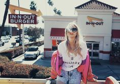 wildfox girls love IN-N-OUT