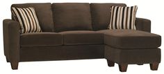 Leif Sofa by Stylus  Love this style