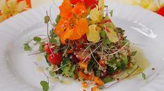 Cocinar platillos con flores puede brindar a tus platillos no sólo sabor, sino también un toque de elegancia y estilo.