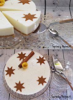 Tarta de leche merengada / http://tapitasypostres.blogspot.com.es/