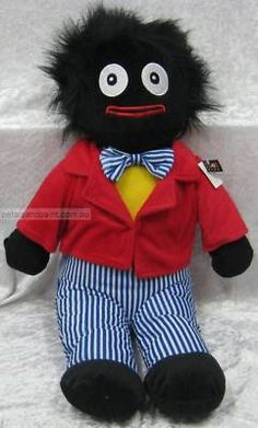 Free Golliwog Knitting Pattern : 1000+ images about golliwogs on Pinterest Dolls, Knitted dolls and Knitting...