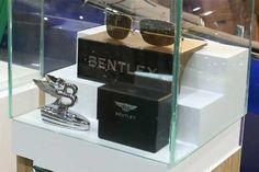 Bentley launches eyewear at $7,620