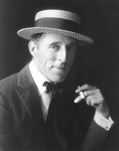 """David Llewelyn Wark """"D. W."""" Griffith (1875–1948) was born in Crestwood, Kentucky. He was a Hollywood film director, & one of the founding fathers of United Artists. He is known for his groundbreaking films The Birth of a Nation (1915) & Intolerance (1916). Griffith seems to have been the first to understand how certain film techniques could be used to create an expressive language. He died alone & broke at the Hollywood Knickerbocker Hotel. He is buried in Centerfield, Kentucky"""