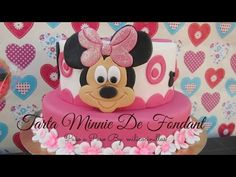 How to make Mickey Mouse Cake / Cómo hacer una torta de Mickey - YouTube