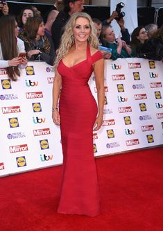 Carol Vorderman Photos Photos - Carol Vorderman attends the Pride of Britain awards at The Grosvenor House Hotel on September 28, 2015 in London, England. - Pride of Britain Awards - Red Carpet Arrivals