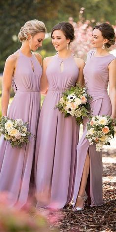 Bridesmaid Dresses Sorella Vita Bridesmaid Dress Collection - Sorella Vita bridesmaid dress collection brings the hottest runway styles and latest red carpet trends to wedding aisles in the form of beautiful gowns. Sorella Vita Bridesmaid Dresses, Bridesmaid Dresses 2017, Lavender Bridesmaid Dresses, A Line Prom Dresses, Wedding Bridesmaids, Wedding Dresses, Dress Prom, Long Dresses, Taupe Bridesmaid