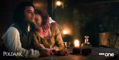 TV COUPLES: Poldark: Ross and Demelza