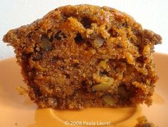 "I was pulled out of my dreams this morning by the raw morning voice of my partner saying ""let us make carrot muffins this morning"". Or perhaps I was still dreaming? Then I heard the voice again; ..."