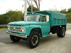 1965 Ford Dump Truck