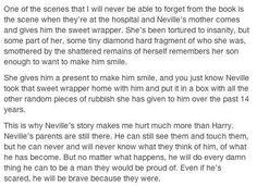 Neville's Story