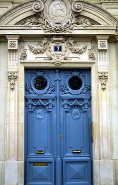 Blue Door, 7 rue de Médicis, Paris 6e